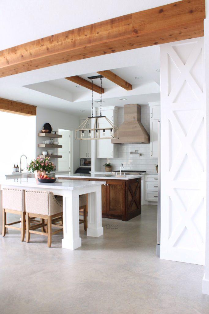 custom high end kitchen